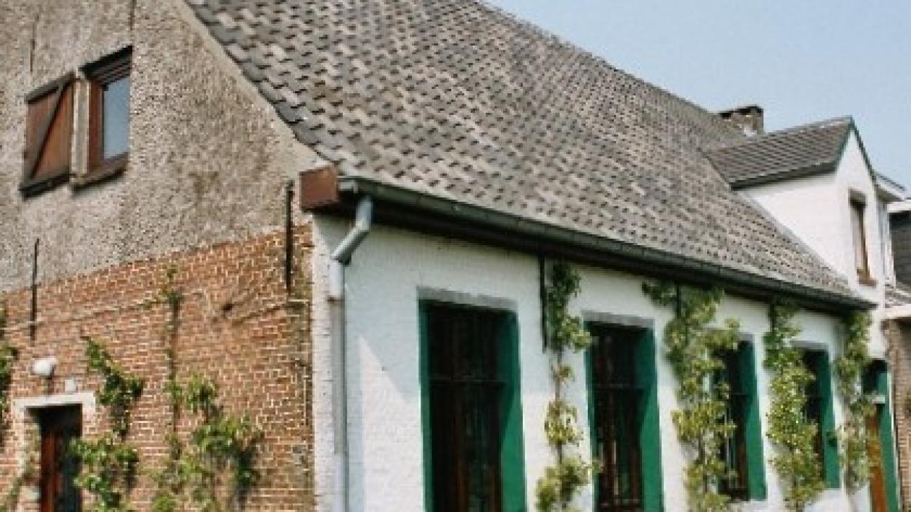 Hoeve en rest van brouwerij - Driesstraat 152 Zele - Onroerend Erfgoed Verbeeck Mieke