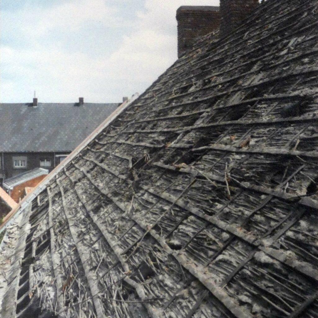 Oud dak