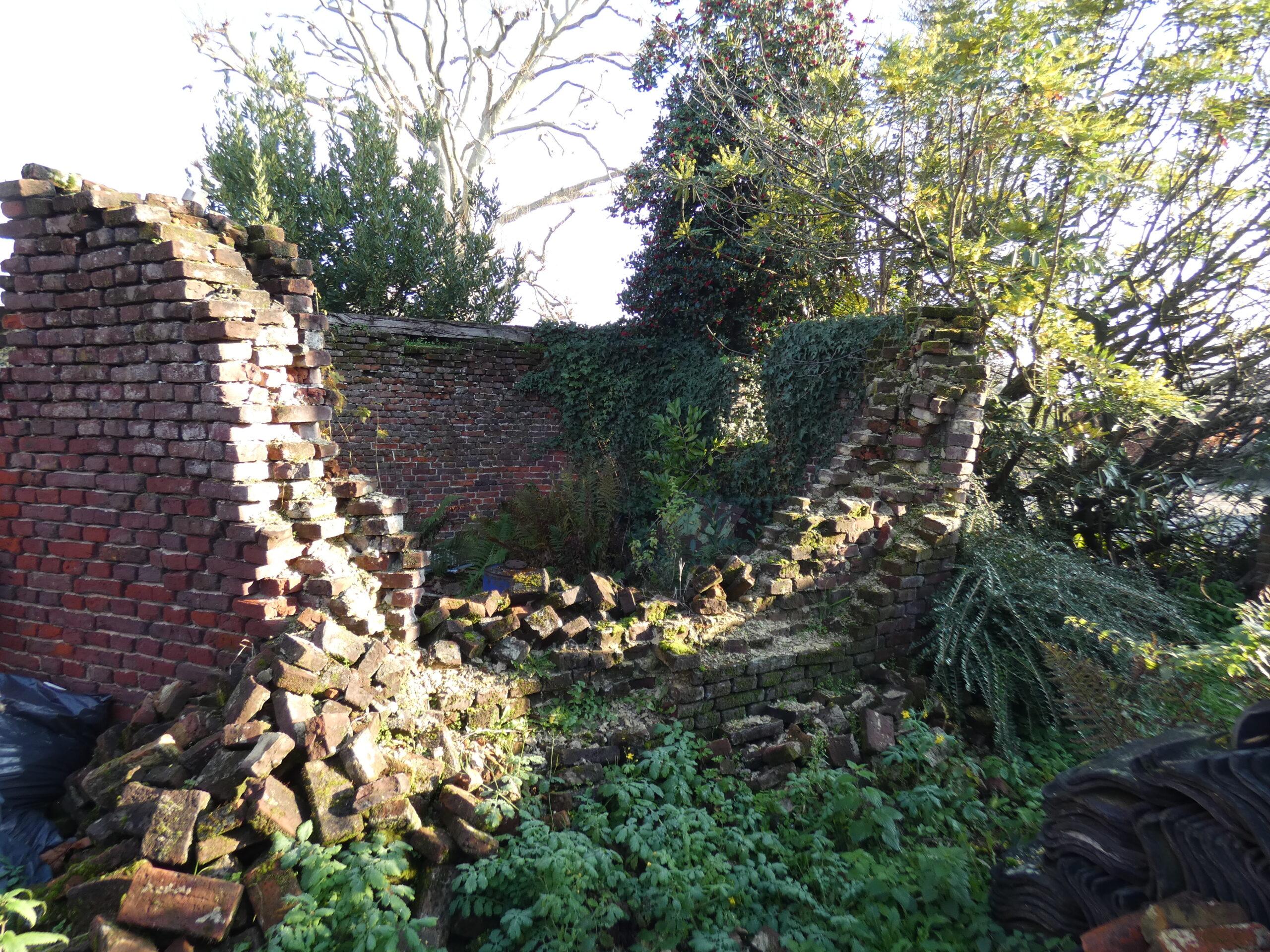 Ruine van de rosmolen