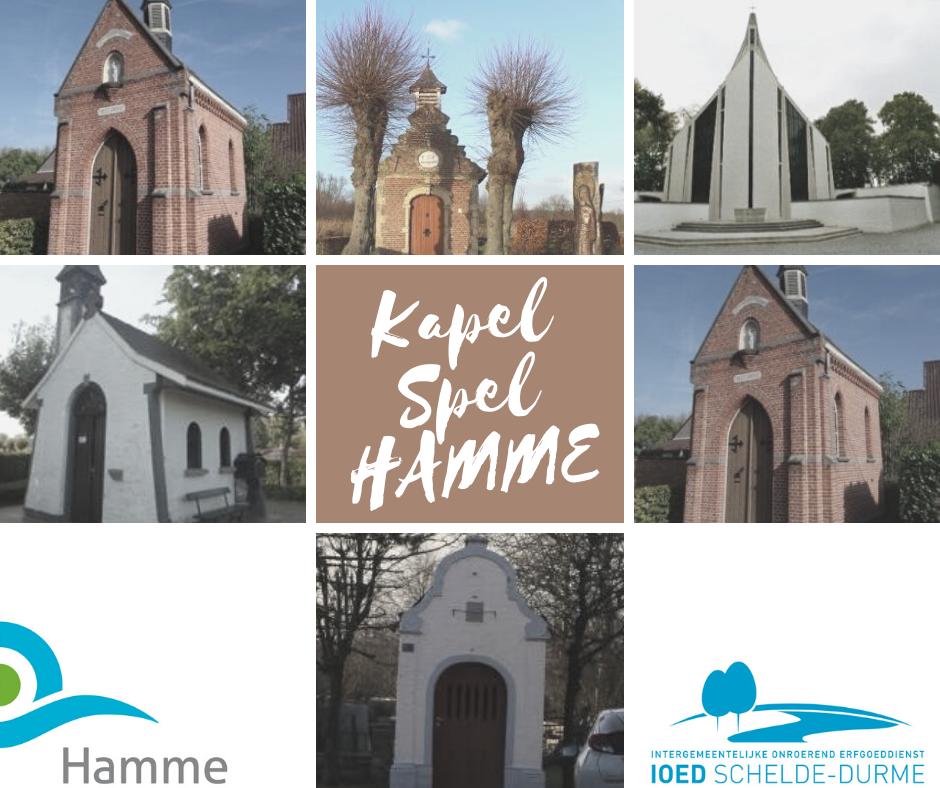 Kapel spel Hamme