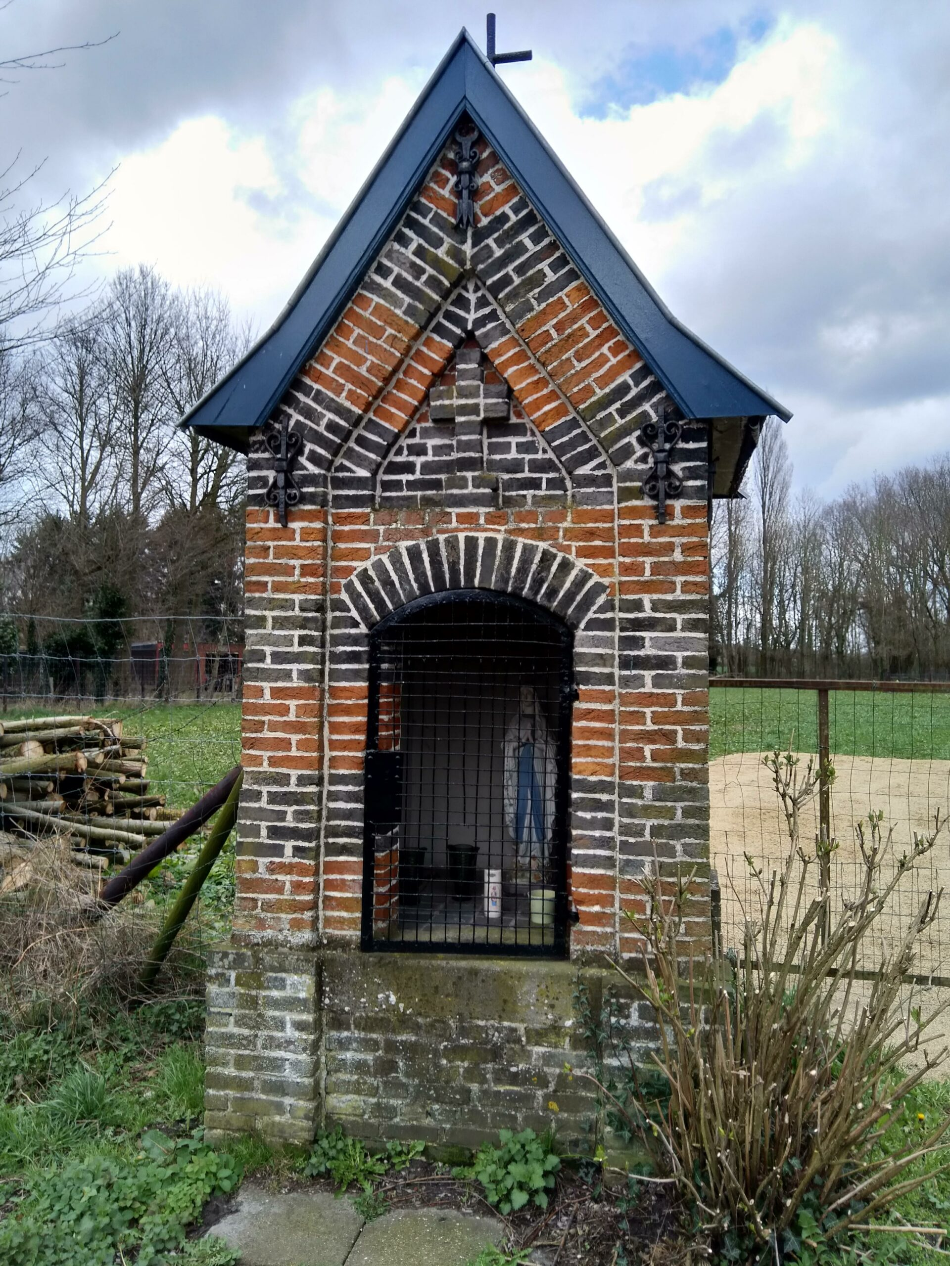 Wetteren kapel Duilhoekstraat