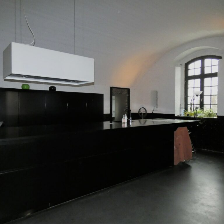 Fort Rozenbroek - Goed uitgeruste moderne keuken