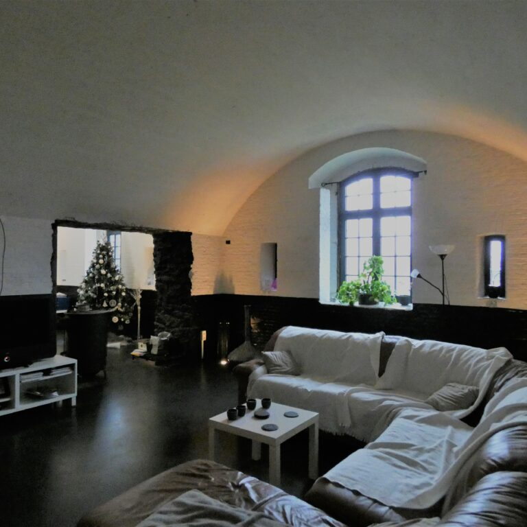 Fort Rozenbroek - Knusse woonkamer