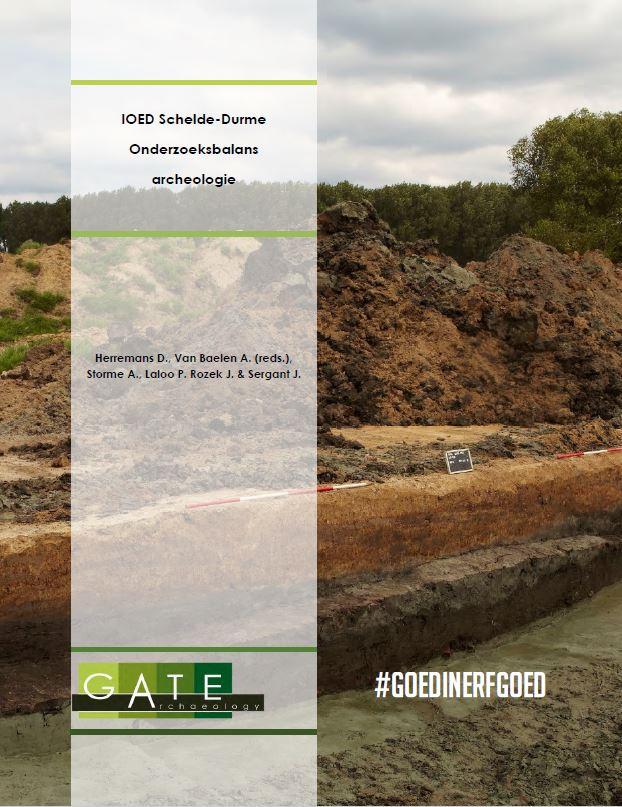 Archeologische onderzoeksbalans IOED Schelde-Durme