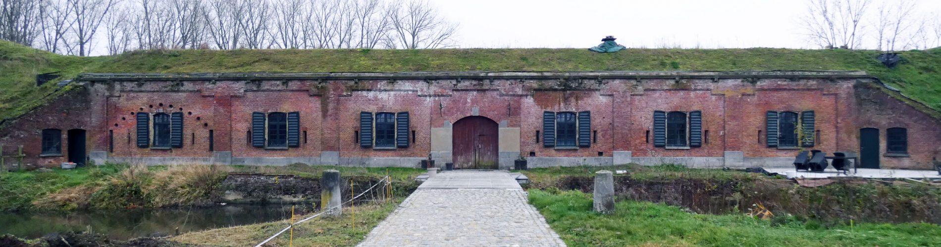 Fort Rozenbroek - Knusse thuis met schietgaten