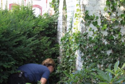 Kapel Wetteren Inspectie door monumentenwacht
